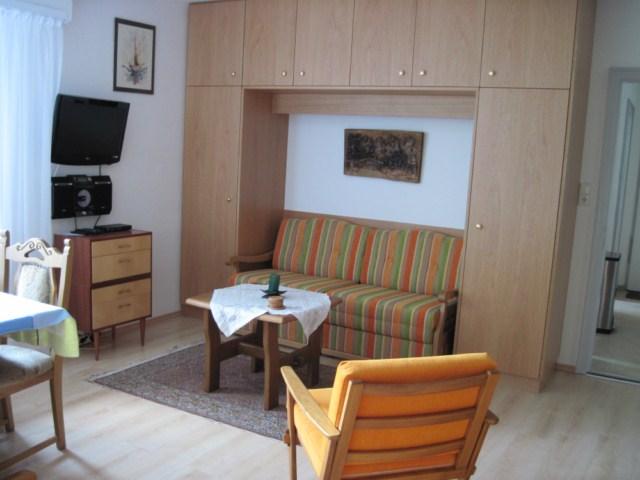 Collectief foto - Gemeubileerde woonkamer ...